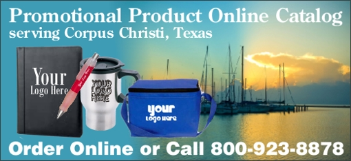 Promotional Products Corpus Christi, Texas
